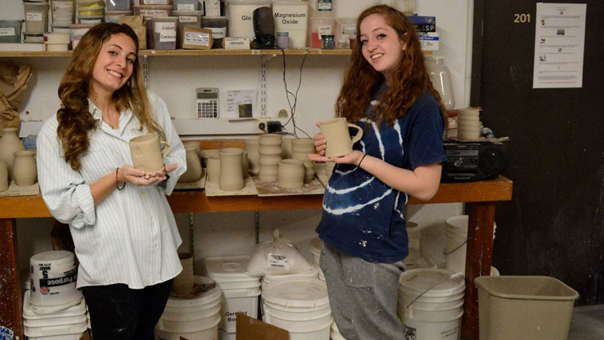First College Ceramic Studio
